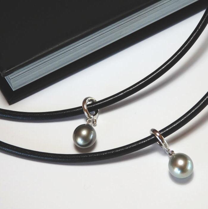 小粒の黒蝶真珠が、いかに使いやすいかを知ってほしい♪パールジュエリーを遠巻きにしてる貴女にこそお薦めします!